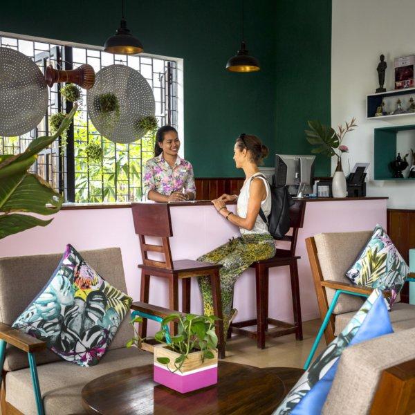 Baby Elephant Boutique Hotel Siem Reap