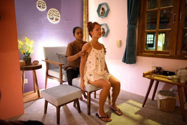 Lemongrass Garden Spa at Baby Elephant Boutique Hotel in Siem Reap, Cambodia - photo by Alessandro Vannucci