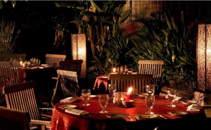 Abacus Garden Restaurant and Bar in Siem Reap, Cambodia - photo by Abacus Garden Restaurant and Bar