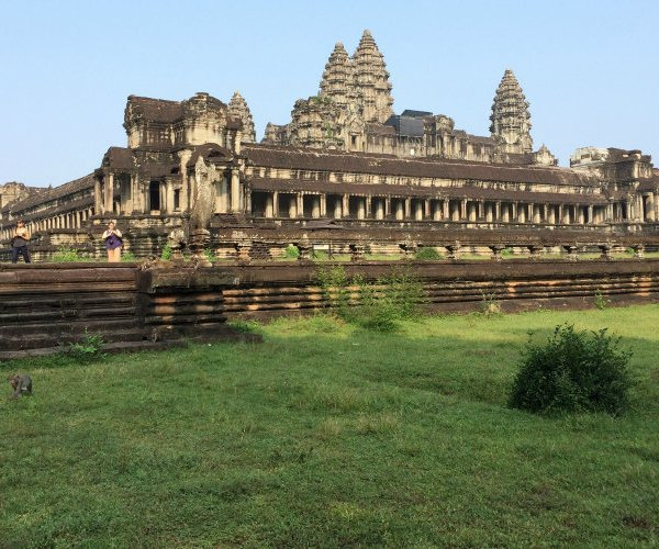Angkor Wat in Siem Reap, Cambodia - photo by Matthew Yglesias