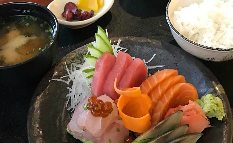 The Hashi Japanese restaurant in Siem Reap, Cambodia - photo by The Hashi