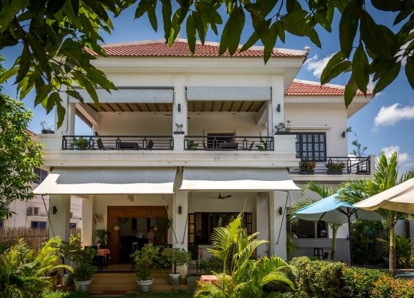 Baby Elephant Boutique Hotel in Siem Reap, Cambodia