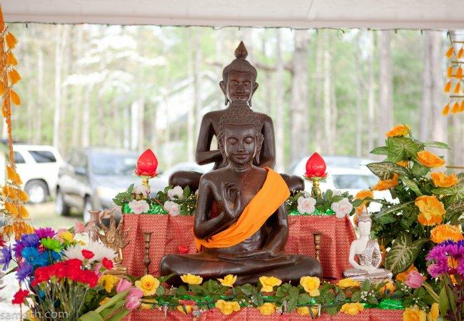 Khmer New Year celebrations - photo by Sam Sith