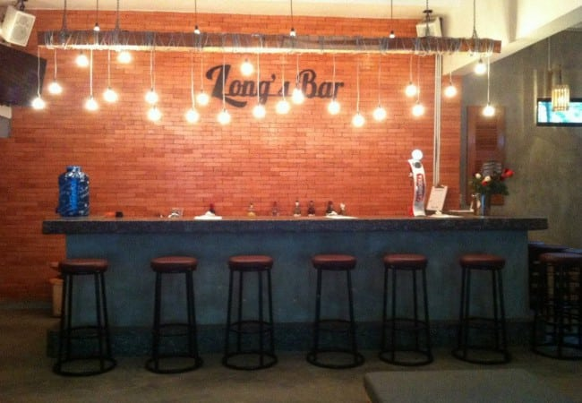 Long's Bar in Siem Reap - photo by Long's Bar