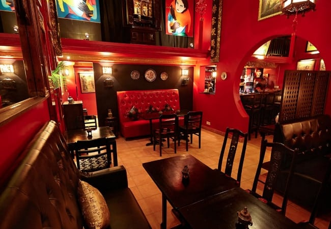 Miss Wong bar in Siem Reap, Cambodia - photo by Miss Wong