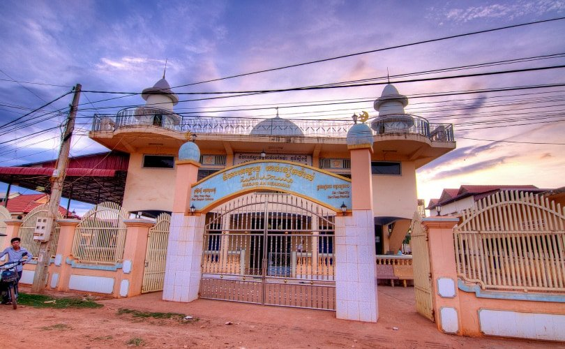 Muslim communities and food in Siem Reap, Cambodia - photo by Adib Wahab