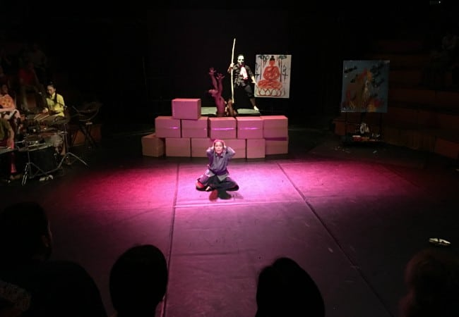 Phare Cambodian Circus in Siem Reap, Cambodia - photo by Chris Wotton