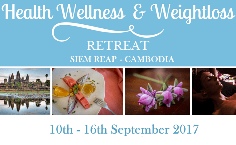 Real Food Real Weightloss Retreat at Baby Elephant Boutique Hotel in Siem Reap, Cambodia - image by Real Food Real Weightloss Retreat