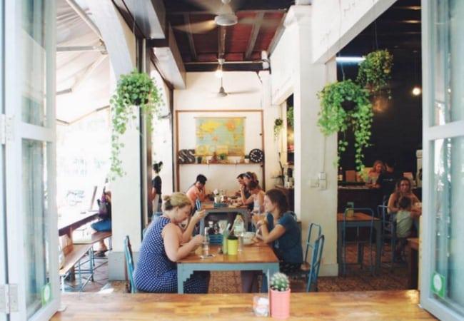 Sister Srey Café in Siem Reap, Cambodia - photo by Sister Srey Café
