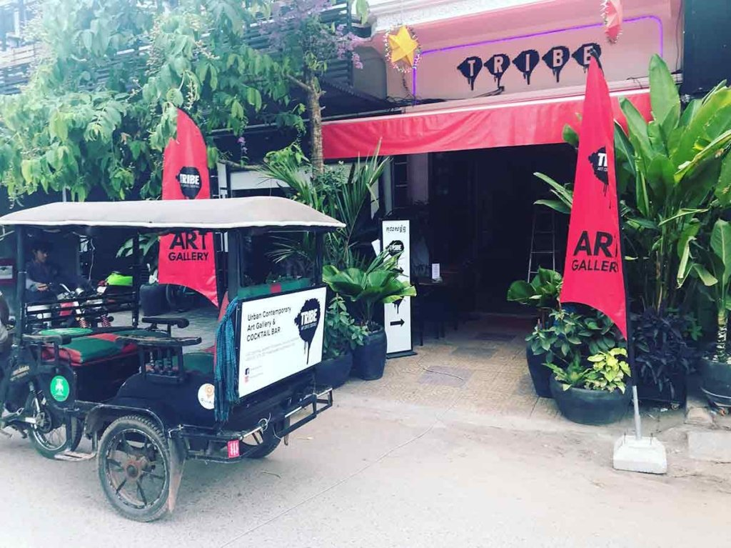 Tribe Gallery Siem Reap